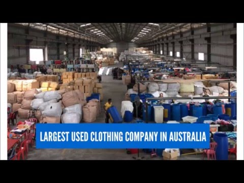 Australasia Recycling - Second Hand Clothes | Used Clothes