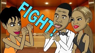 jay z beyonce feat solange elevator hit song