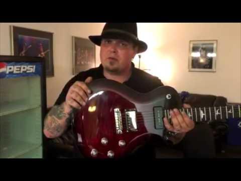 Black Stone Cherry's Chris Robertson PRS Guitars SE Signature Model