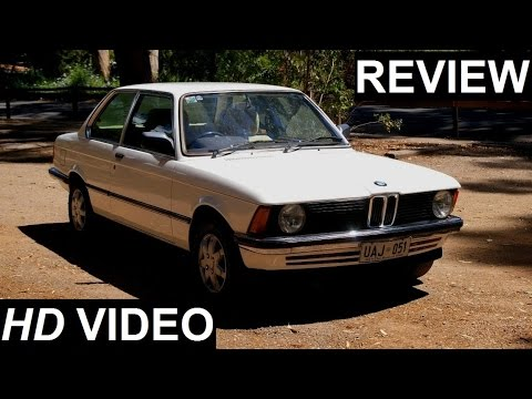 1982 BMW 318i Review - YouTube