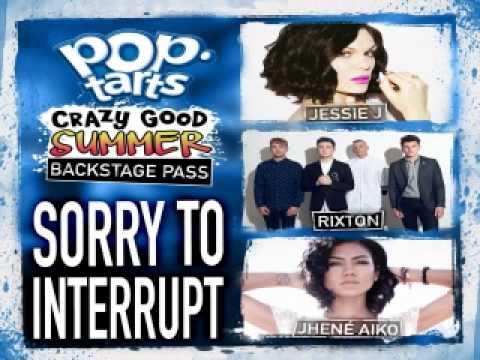 [ DOWNLOAD MP3 ] Jessie J, Jhene Aiko & Rixton - Sorry To Interrupt
