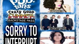 [ DOWNLOAD MP3 ] Jessie J, Jhene Aiko & Rixton - Sorry To Interrupt