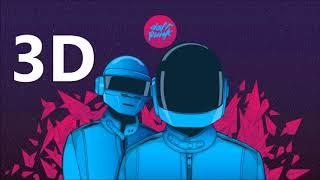 Daft Punk [3D AUDIO] - Harder, Better, Faster, Stronger Video
