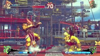 BBB: Goku Dude Man(Adon) vs Awkward Mitch USF4