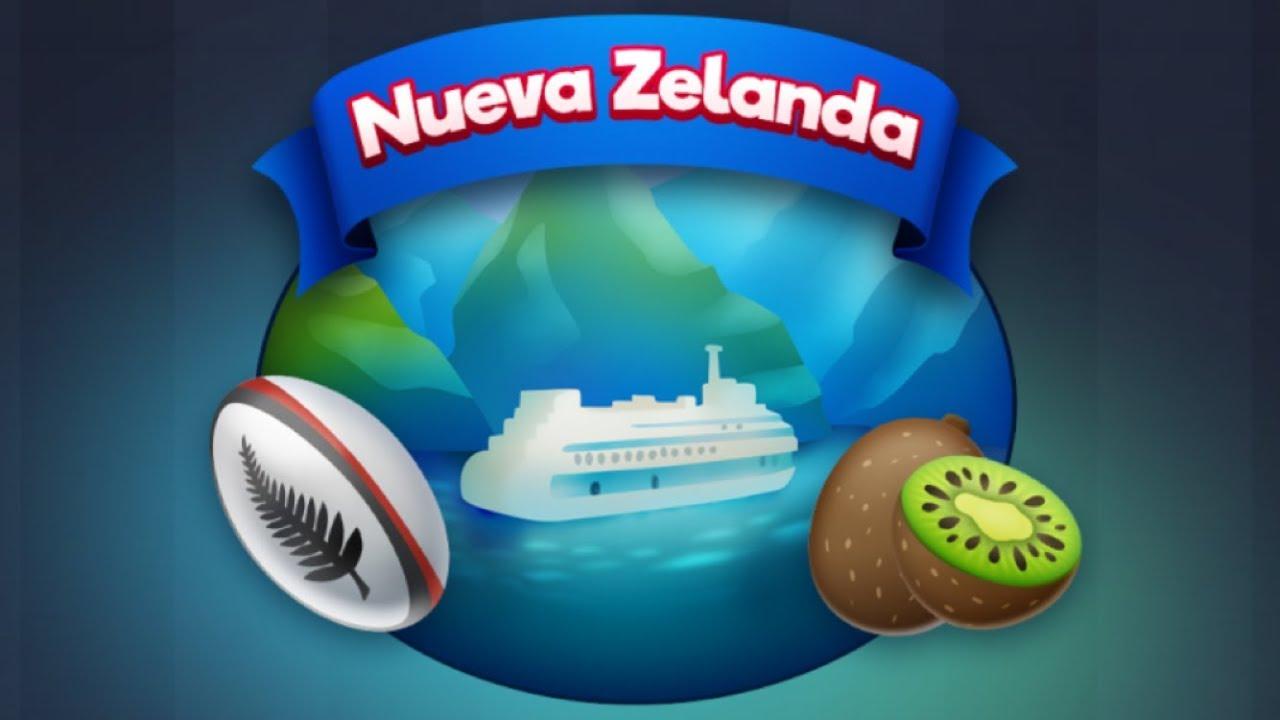 Nueva Zelanda Hd: 4 Fotos 1 Palabra