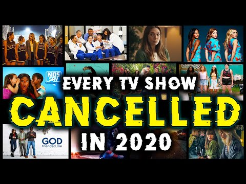 23 TV Shows That Just Got Cancelled In 2020