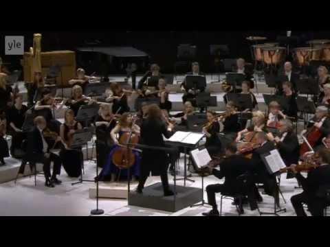 Dvořák: Cello Concerto - Alisa Weilerstein (1/3)