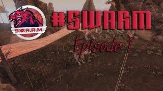 Ark Survival Evolved Trolling/Raiding Episode 1 #SWARM