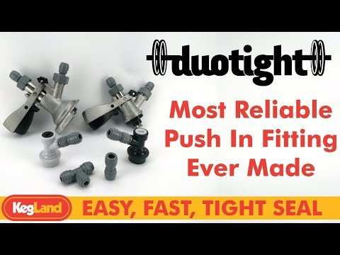 Duotight - The Easiest Way To Make Leak-proof Seals In Tubing
