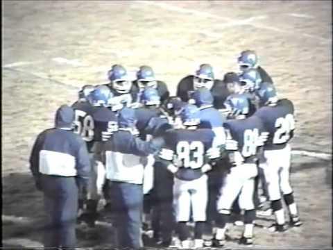 VHS v. Heavener Playoff 1995