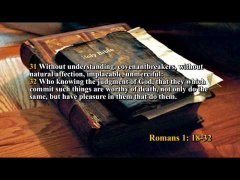 The God of the Bible Does Not Love Everybody But Actually Hates Many Instead (Romans 9:22)