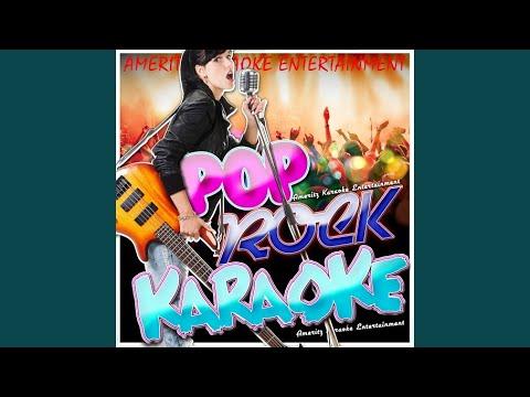 Sober (In The Style Of Kelly Clarkson) (Karaoke Version)