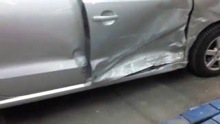 Кузовной ремонт Volkswagen Polo Часть 1(Кузовной ремонт Volkswagen Polo Ремонт производится строго по предписаниям. Я понимаю, что многие из Вас хотели..., 2016-01-23T14:58:12.000Z)