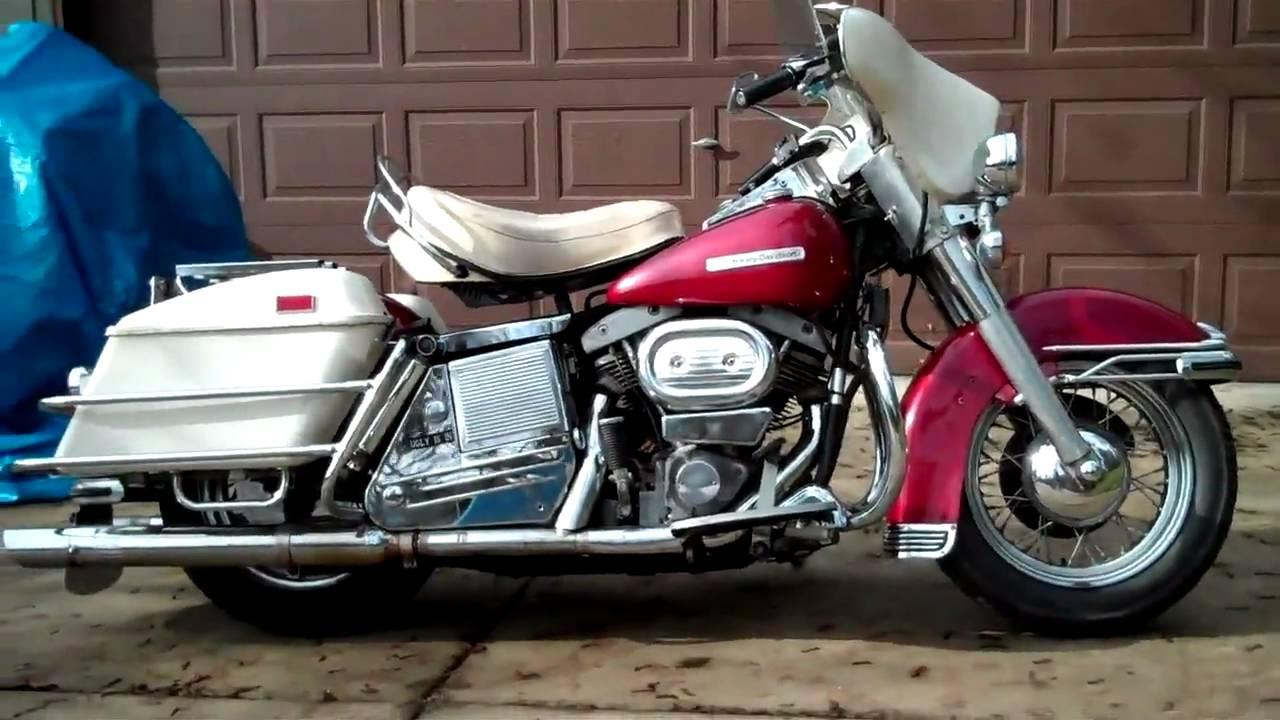 Download 1973 Harley-Davidson Shovelhead FLH Electra Glide  For Sale