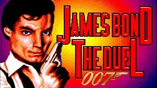 JAMES BOND 007 - THE DUEL SEGA Mega Drive/Genesis прохождение [049]
