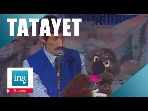 "Michel Dejeneffe ""Tatayet ventriloque""   Archive INA"