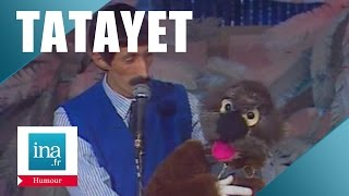 "Michel Dejeneffe ""Tatayet ventriloque"" | Archive INA"