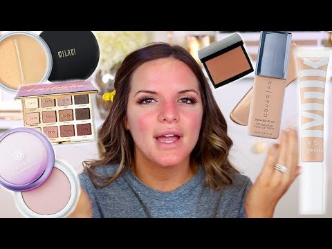 EASY SPRING MAKEUP TUTORIAL USING SOME NEW PRODUCTS! Hits & Misses | Casey Holmes