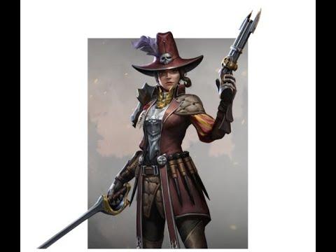 Warhammer Return of reckoning - Witch Hunter Cagucmka part 6 |
