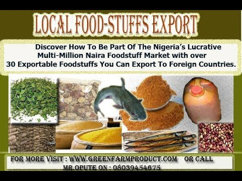 how to start food export business in india