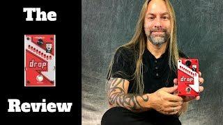 Digitech Drop Pedal Review - Steve Stine Guitar Lesson