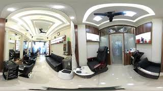 omorfia salon dombivali 360 degree