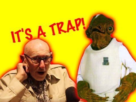 The Many Voices of Admiral Ackbar!