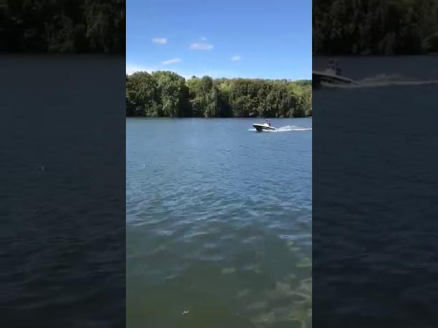 Nouveau bateau de sécurité pour le CVP