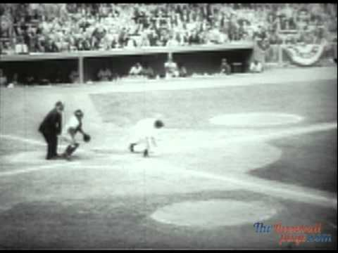 Brooklyn Dodgers win 1955 World Series