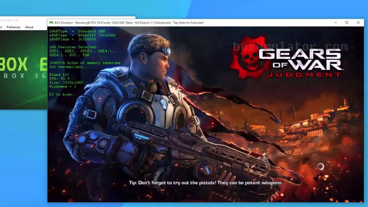 xbox 360 games emulator for pc free download
