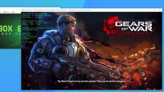 Gears of War - Judgement PC gameplay and setup on BoxEmulator (Xbox 360 Emulator) 1.04