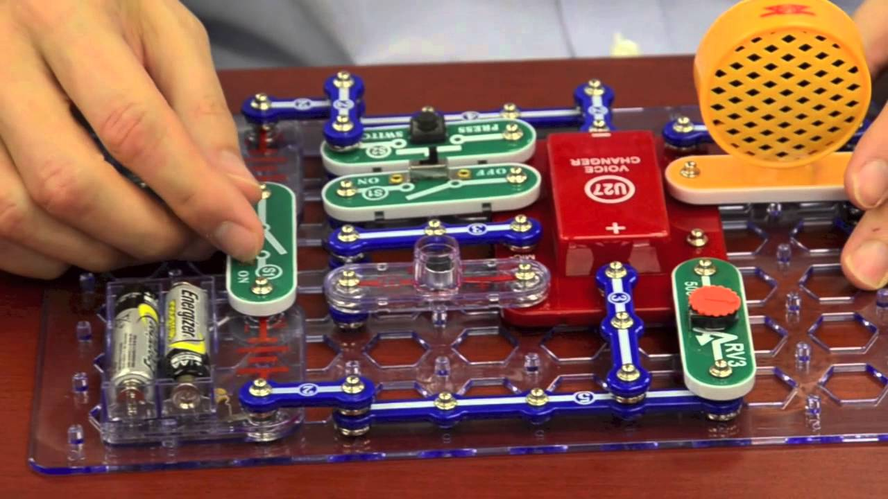 snap circuits sound model scs 185 youtube rh youtube com