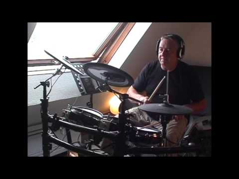 Roll Over Beethoven STATUS QUO DRUM COVER