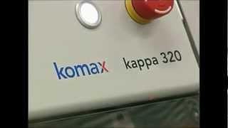 KOMAX KAPPA 320.wmv