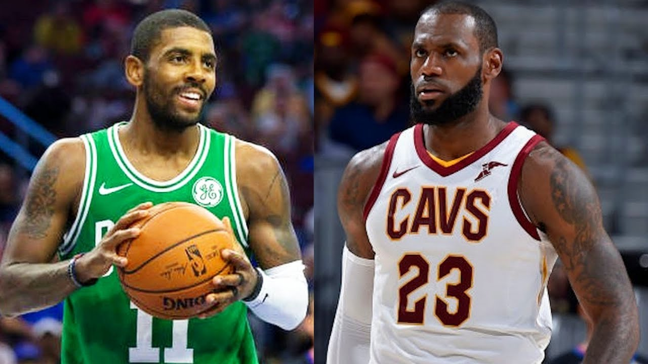 649b66809dad Kyrie Irving Meets LeBron James and Apologizes for Leaving Cleveland  Cavaliers