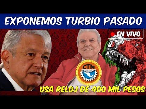 Dinosaurio Priista de la CTM Convoca Protestas Masivas contra López Obrador