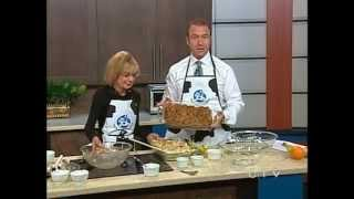 Banana-cranberry Bread Pudding (alberta Milk) - March 14, 2012 (ctv Edmonton)