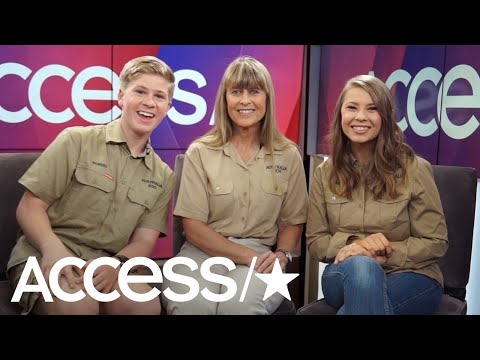 Bindi Irwin Gushes About Boyfriend Chandler Powell: 'I'm Very, Very Blessed'   Access