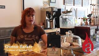 Sprocket Cafe Milwaukee - Gwenn Barker CEO Testimonial Short Verison