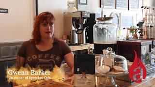 Sprocket Cafe Milwaukee - Gwenn Barker CEO Testimonial Short Verison