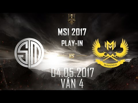 [04.05.2017] TSM vs GAM [MSI 2017][Play-in][Ván 4]