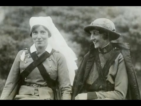Angels of Mercy: Canadian Nurses in the Great War