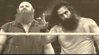"WWE: The Wyatt Family (Luke Harper and Erick Rowan) Theme Song - ""Swamp Gas"" - Arena Effect"
