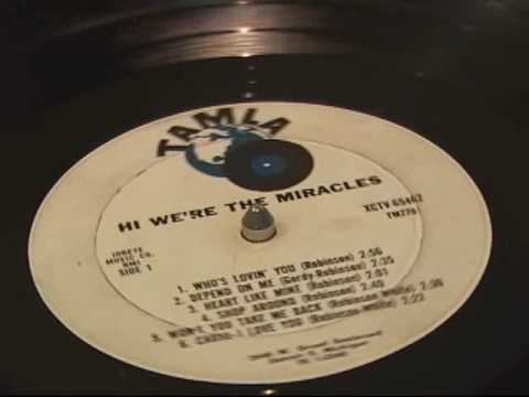 Depend On Me-The Miracles.wmv