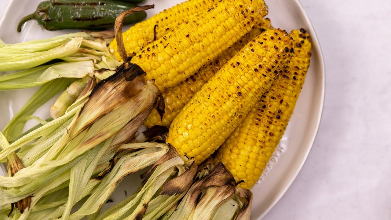 Jo Roasts Corn on the Grill   Magnolia Table with Joanna Gaines   Magnolia Network
