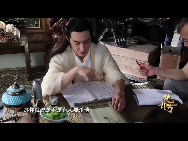 ?BTS??????Princess Agents Gengxin Lin ??? acting preparation