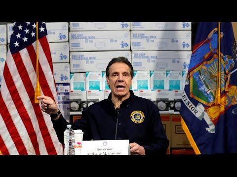 США в борьбе с коронавирусом | АМЕРИКА | 24.03.20