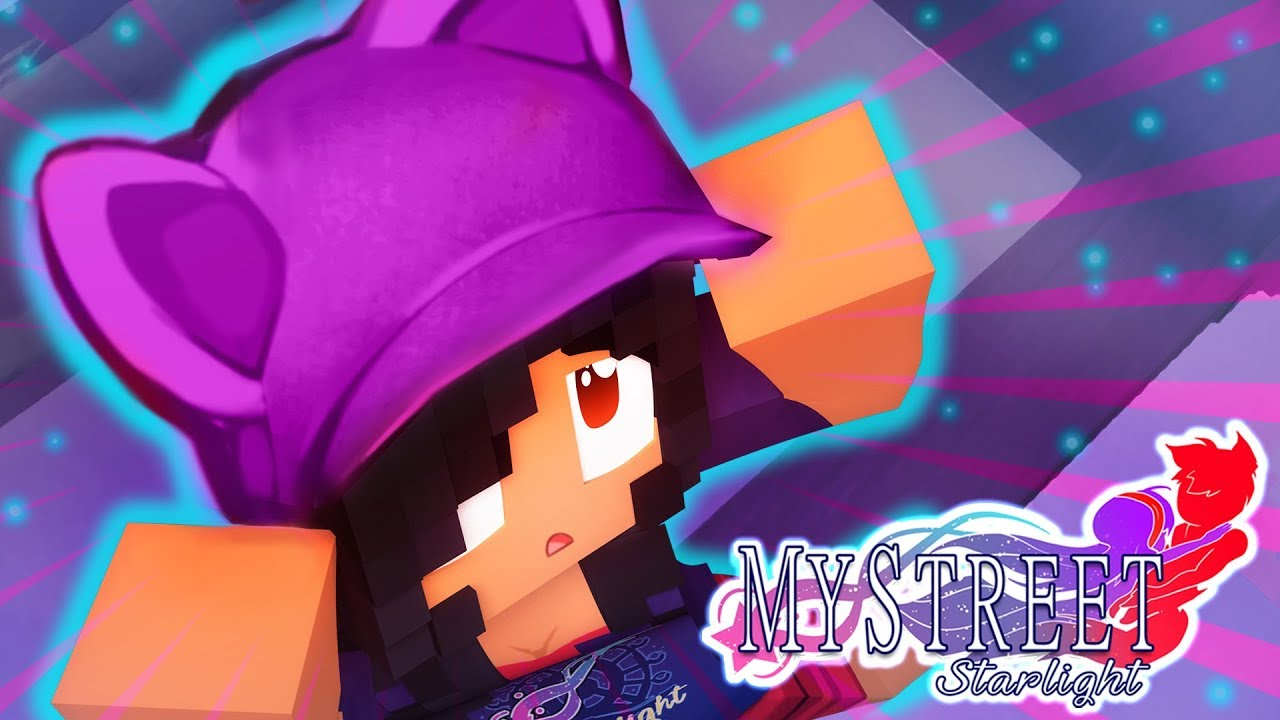 My Ears and Tail | MyStreet: Starlight [Ep.23] | Minecraft Roleplay