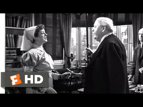 Witness for the Prosecution (1957) - Wilfrid the Fox Scene (2/12) | Movieclips