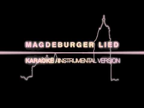 Magdeburger Lied   Instrumental Karaoke Version Youtube